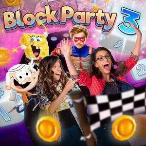 Nickelodeon Block Party 3 Strategy game