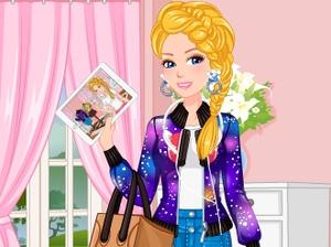 play Barbie Vlogger Expert