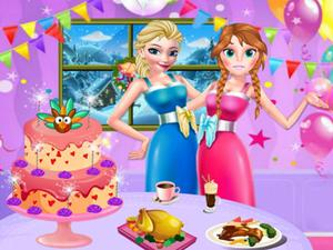 play Princess Sisters Special Day!