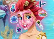 Mermaid Princess Real Makeup game