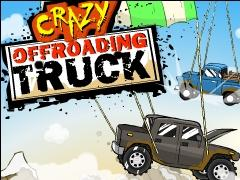 Crazy Offroad Truck game