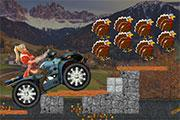 Thanksgiving Turkey Ride game
