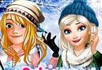 play Princesses Winter School Lookbook