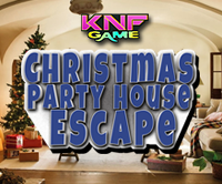 play Christmas Party House Escape