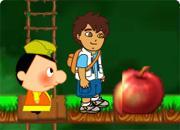 Diego Arrange Fruit game