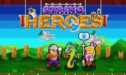 String Heroes game