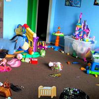 play Kids-Messy-Room-Objects