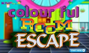 play New Colorful Room Escape