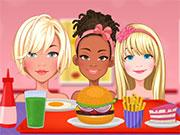 Fast Food Restaurant Frenzy game