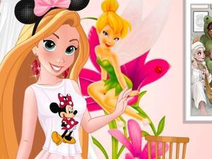 play Rapunzel Disney Fan