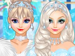 Elsa'S Winter Wedding game