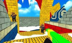Advanced L-Fare game