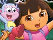Dora Jungle Escape game