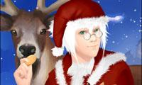 play Cool Santa Dress Up