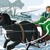 Christmas Sleigh Puzzle game