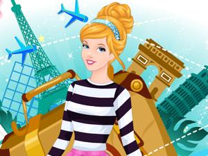 Cinderella Paris Trip game