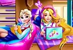 play Princess College Dorm Deco