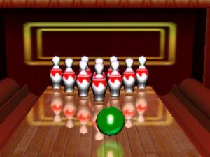 Bowling Masters game