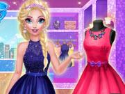 Elsie Dream Dress game