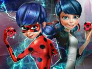 Ladybug Secret Mission game