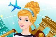 play Cinderella Paris Trip Girl