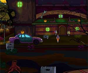 play Creepy Saloon