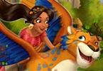 play Elena Of Avalor And Migs