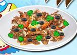 Cooking Crab Masala Fry game