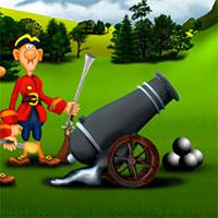 Baron Liar Cannon Ball Ride game