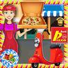 play City Girl Pizza Delivery - Food Fever Cooking