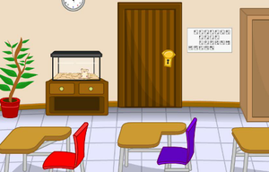 Toon Escape - Classroom game