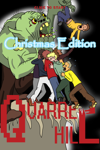 Quarrel Hill Xmas game