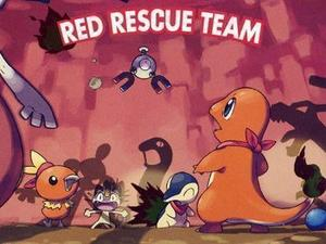 Pokăšmon Mystery Dungeon: Red Rescue Team game