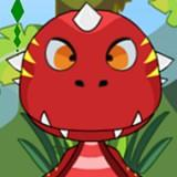 Feeding Dinosaurs game