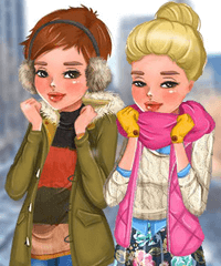 Winter Layering Tips And Tricks Dress Up Game game