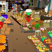 play Gold Market Shop