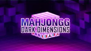 Mahjongg Dark Dimensions game