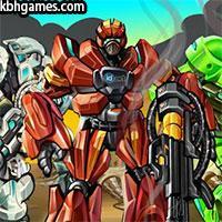 Mega Mechs 2 game