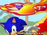 Sonic Vs Dragon game