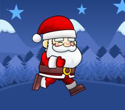 Santa Claus Runner game