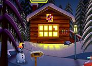 Diamond Hunt 10 : Christmas House Escape game