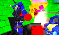 Modern Blocky Paint game