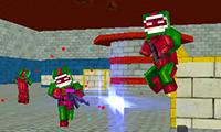 Fast Pixel Bullet game