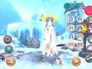 Cute Moe 3D 2 Dressup Game game