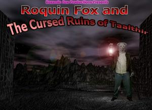 Roquin Fox And The Cursed Ruins Of Taalthir game