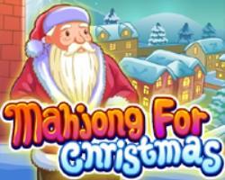 Mahjong For Christmas game