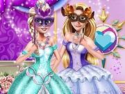 Princesses Masquerade Ball game