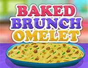 Easy To Cook Baked Brunch Omelet game