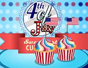 4Th Of July Sweetheart Cupcakes game