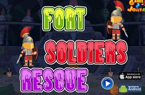 Fort Soldiers Rescue game